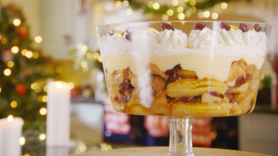 Christmas Desserts Mary Berry  Christmas Trifle Recipe