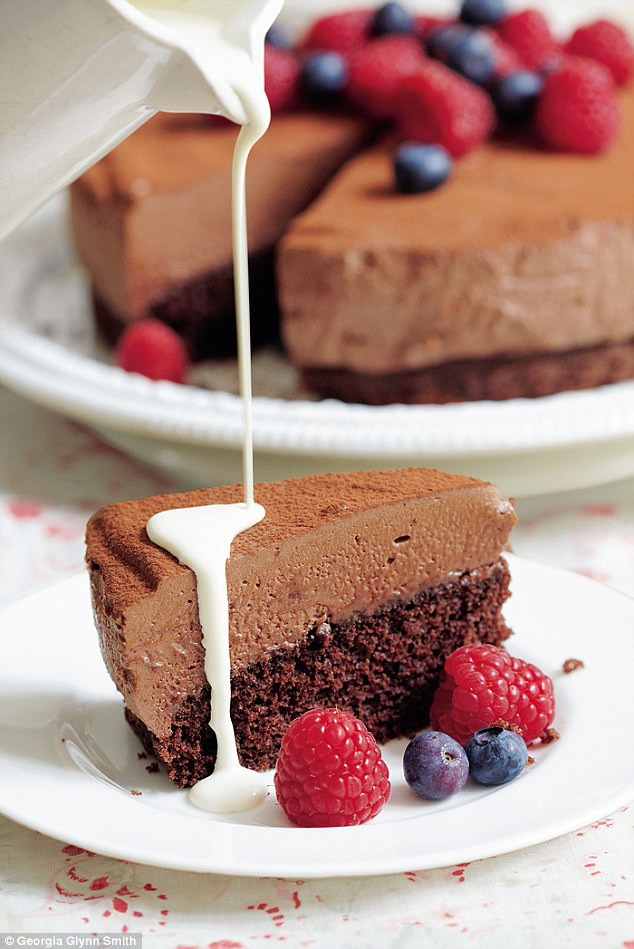 Christmas Desserts Mary Berry  Mary Berry Absolute Favourites Part II Celebration