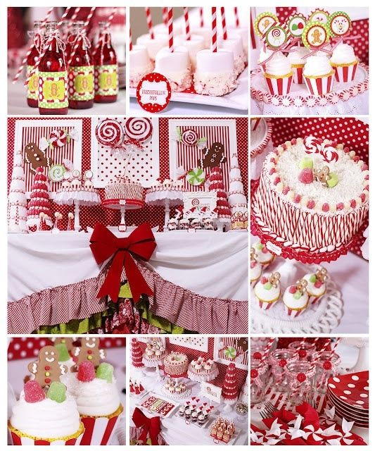 Christmas Desserts Party  Christmas dessert It s time to PARTY