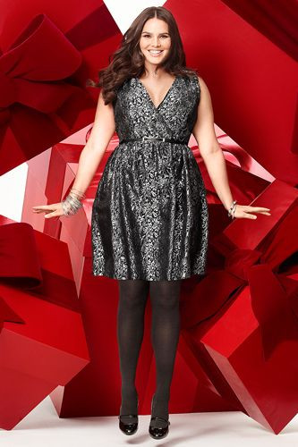 Christmas Dinner Dresses  5 plus size dresses for Christmas dinner Page 3 of 5