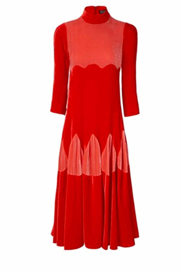 Christmas Dinner Dresses  Christmas Women Dresses Collection 2015 for Dinner Parties