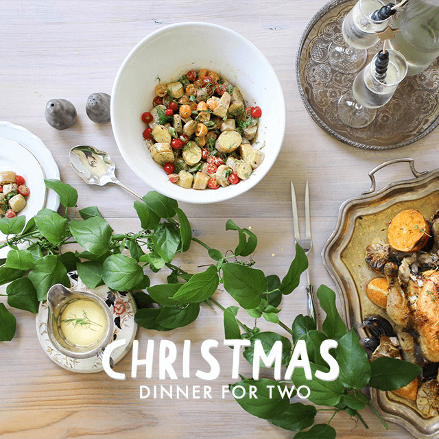Christmas Dinner For Two  Christmas Dinner for Two