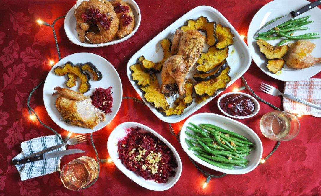 Christmas Dinner For Two  How to make a special Christmas dinner for two