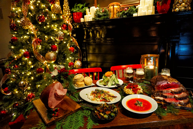 Christmas Dinner For Two  Ideas for dining out on Christmas in Philadelphia