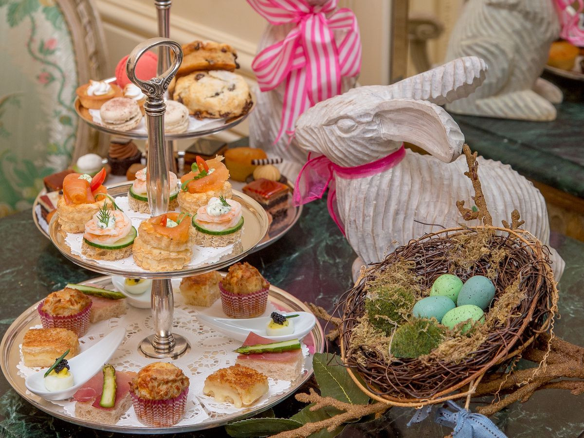 Christmas Dinner San Diego 2019  12 Delightful Easter Brunches in San Diego Eater San Diego
