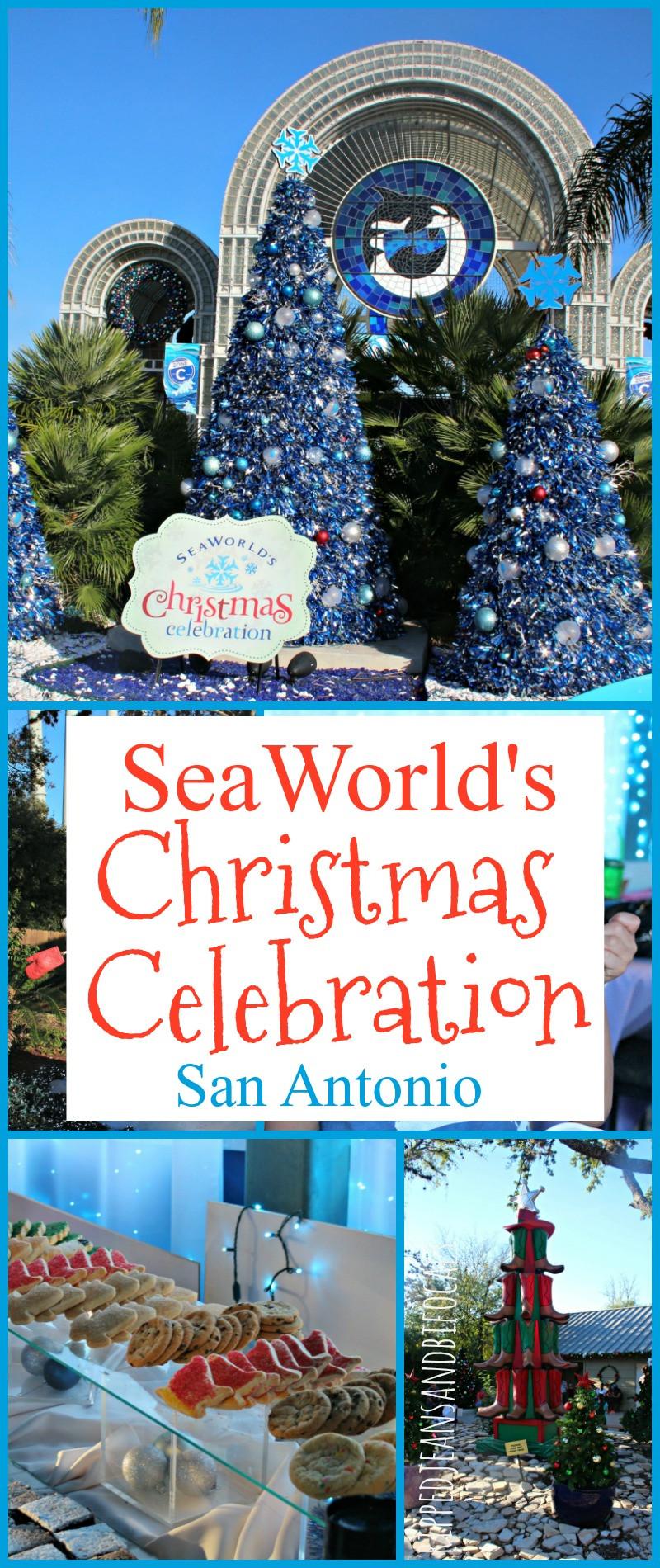 Christmas Dinner San Diego 2019  SeaWorld s Christmas Celebration