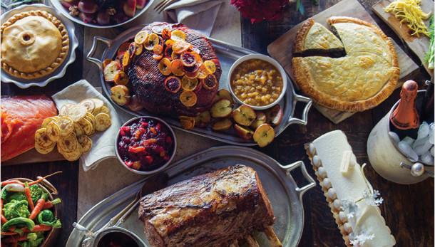 Christmas Dinner San Diego 2019  Christmas eve dinner