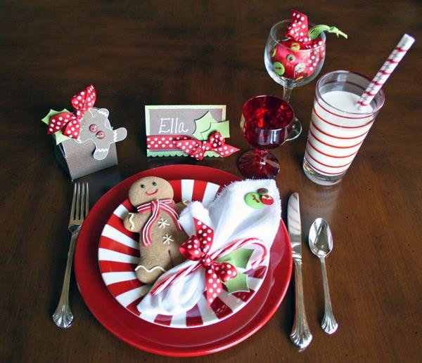 Christmas Dinners For Kids  The BoBunny Blog Christmas Dinner and a bit of Romance