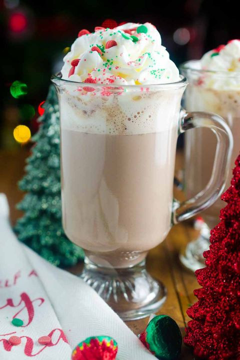 Christmas Drink Recipes  40 Easy Christmas Cocktails Best Recipes for Christmas