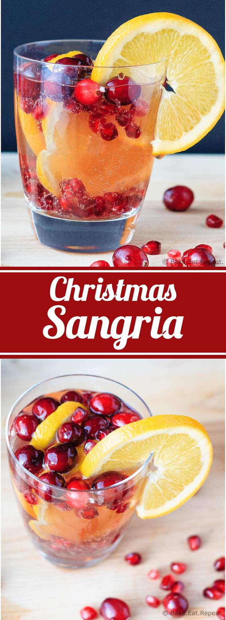 Christmas Drink Recipes  17 Best ideas about Christmas Buffet on Pinterest