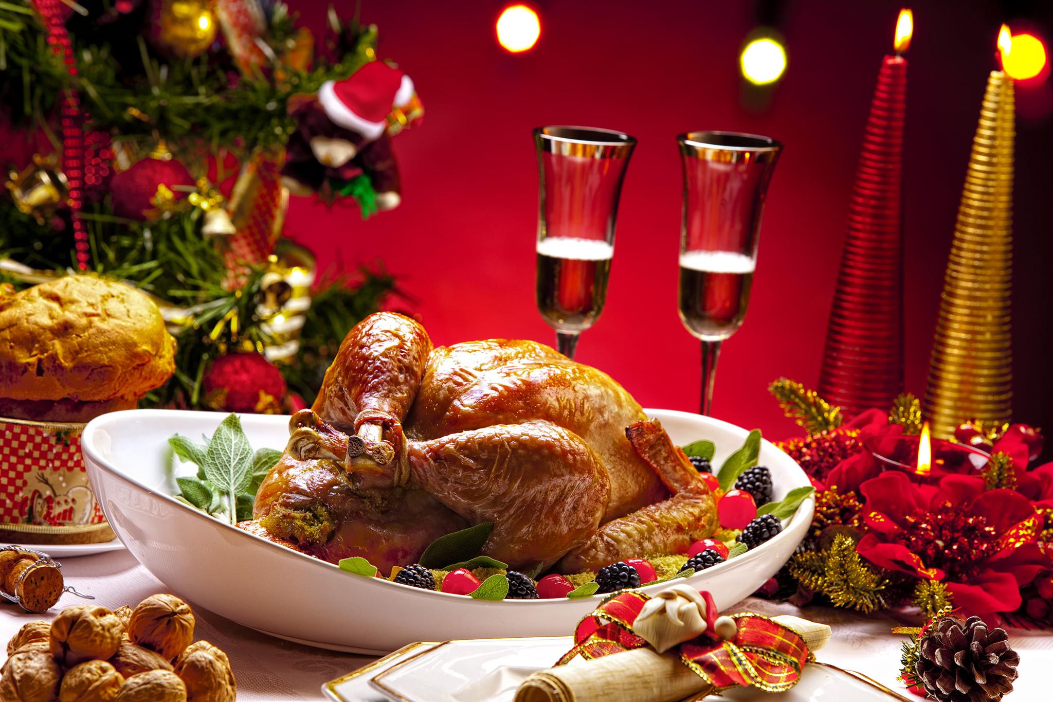 Christmas Eve Dinner Ny  Christmas Eve and Christmas Day dinner