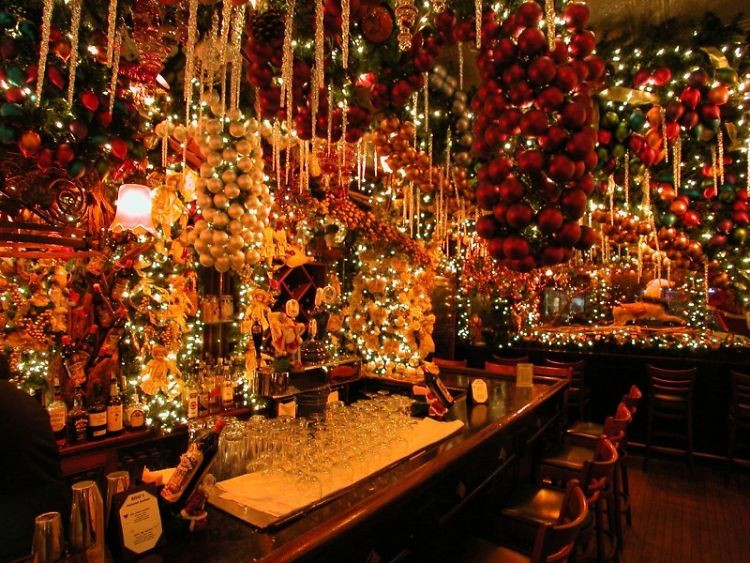 Christmas Eve Dinner Ny  Christmas Dinner Guide 2016 Where To Dine In NYC