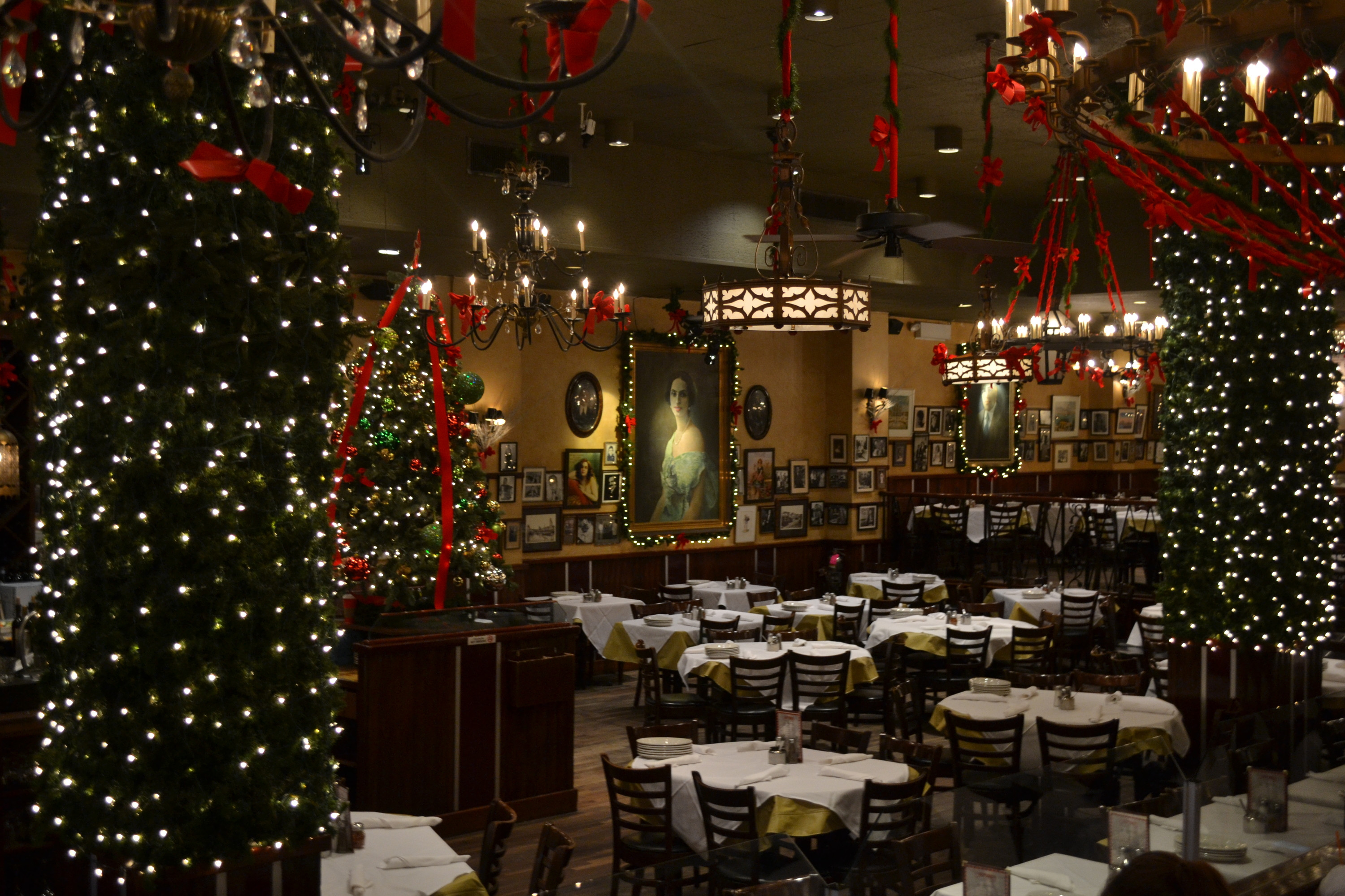 Christmas Eve Dinner Ny  14 Spots to Eat Christmas Dinner in NYC This Holiday Season