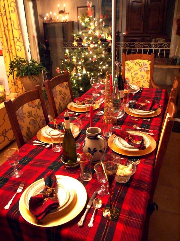 Christmas Eve Dinners  Christmas Reveillon dinner