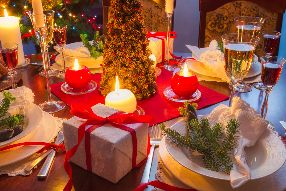 Christmas Eve Dinners  Where To Eat Christmas Eve Dinner 2017 In Los Angeles