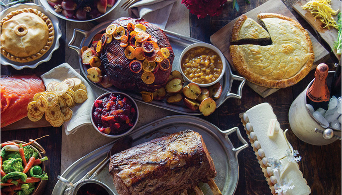 Christmas Eve Dinners  Best Places For Christmas Eve Dinners in Los Angeles CBS
