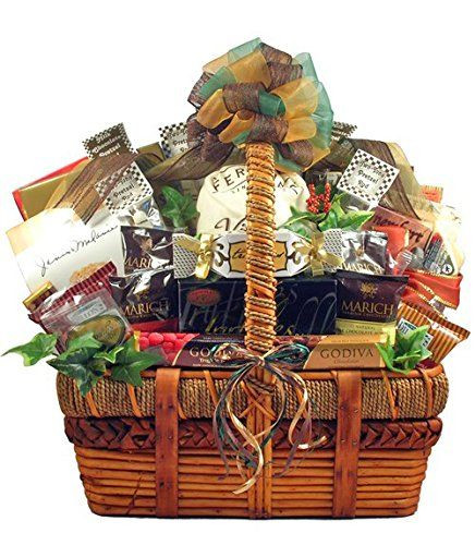 Christmas Food Gifts Baskets  25 best ideas about Food Gift Baskets on Pinterest