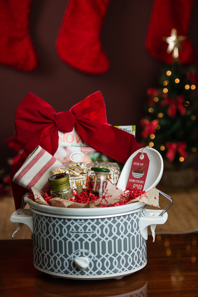 Christmas Food Gifts Baskets  Great DIY Gift Sets for Food Lovers Everyday Good Thinking