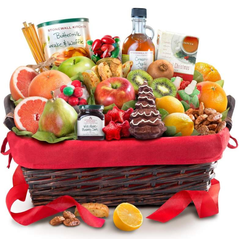 Christmas Food Gifts Baskets  Top 10 Best Breakfast Gift Baskets for Christmas 2017