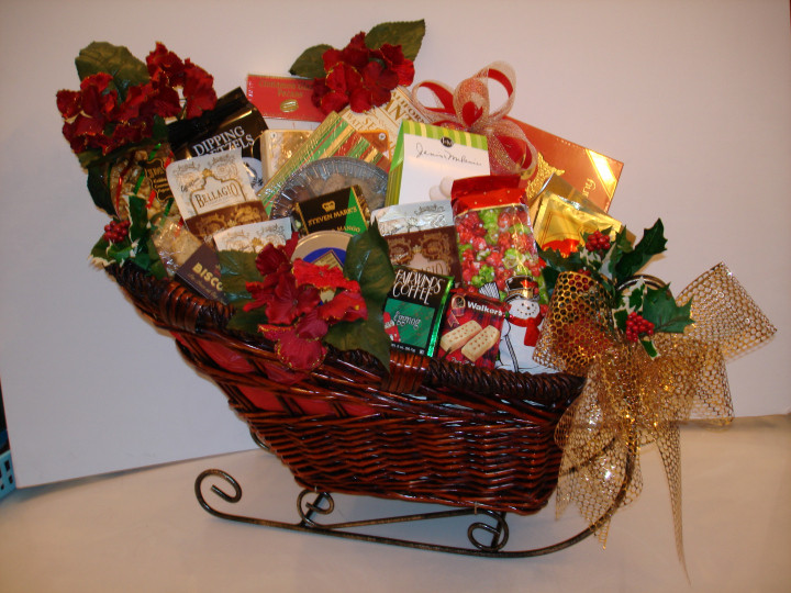 Christmas Food Gifts Baskets  Christmas Food Gift Baskets Ideas – Site Title
