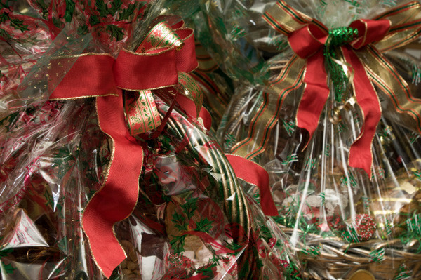 Christmas Food Gifts Baskets  Homemade ts from the kitchen