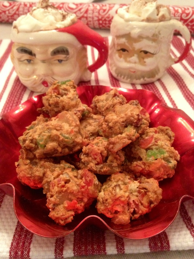 Christmas Fruit Cookies  Martie Knows Parties BLOG Holiday Traditions Mom s