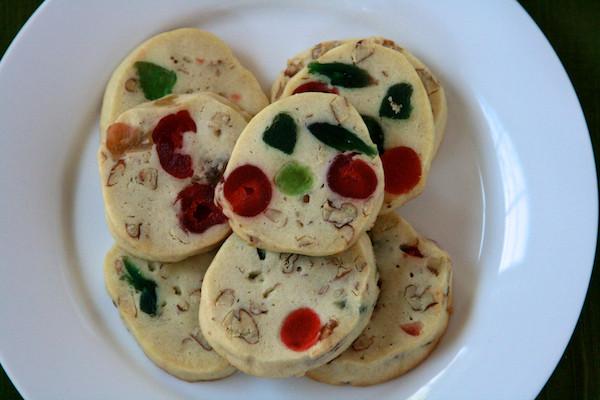 Christmas Fruit Cookies  fruit cake cookies