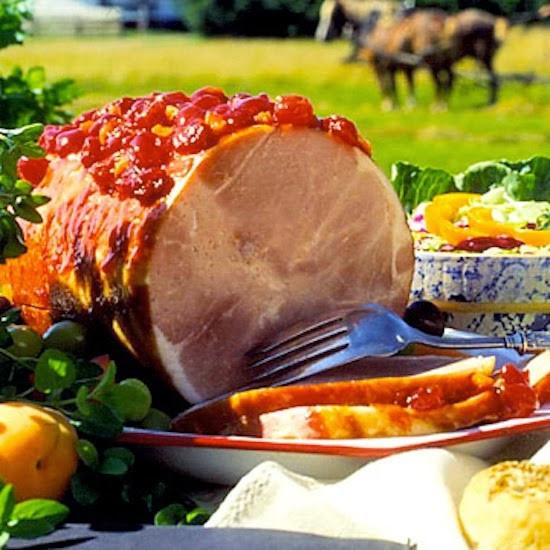 Christmas Ham Recipes  International food blog AMERICAN CHRISTMAS Turkey is