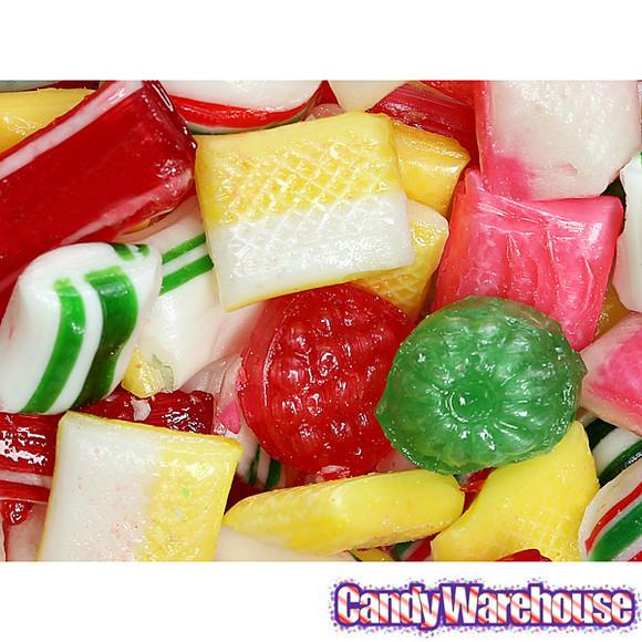 Christmas Hard Candy  Brach s Holiday Mix Hard Candy 9 5 Ounce Bag