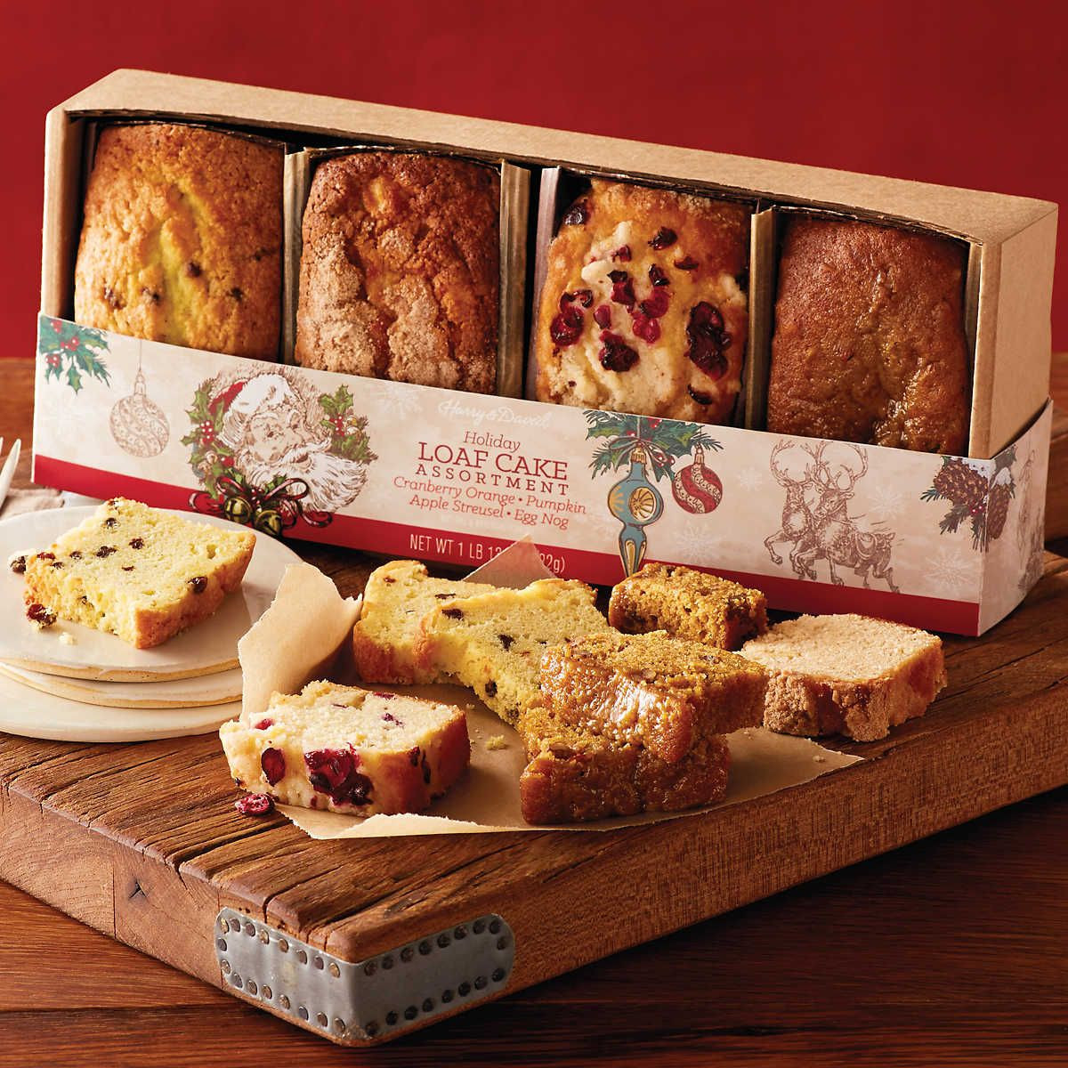 Christmas Loaf Cakes  Holiday Loaf Cakes Bakery Gifts Harry & David