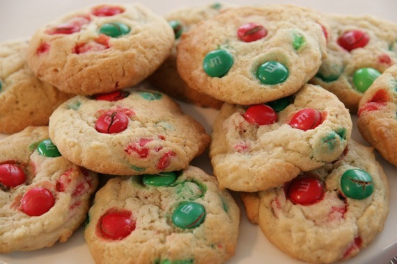 Christmas M And M Cookies  Sing For Your SupperCookies For Santa… Sing For Your Supper