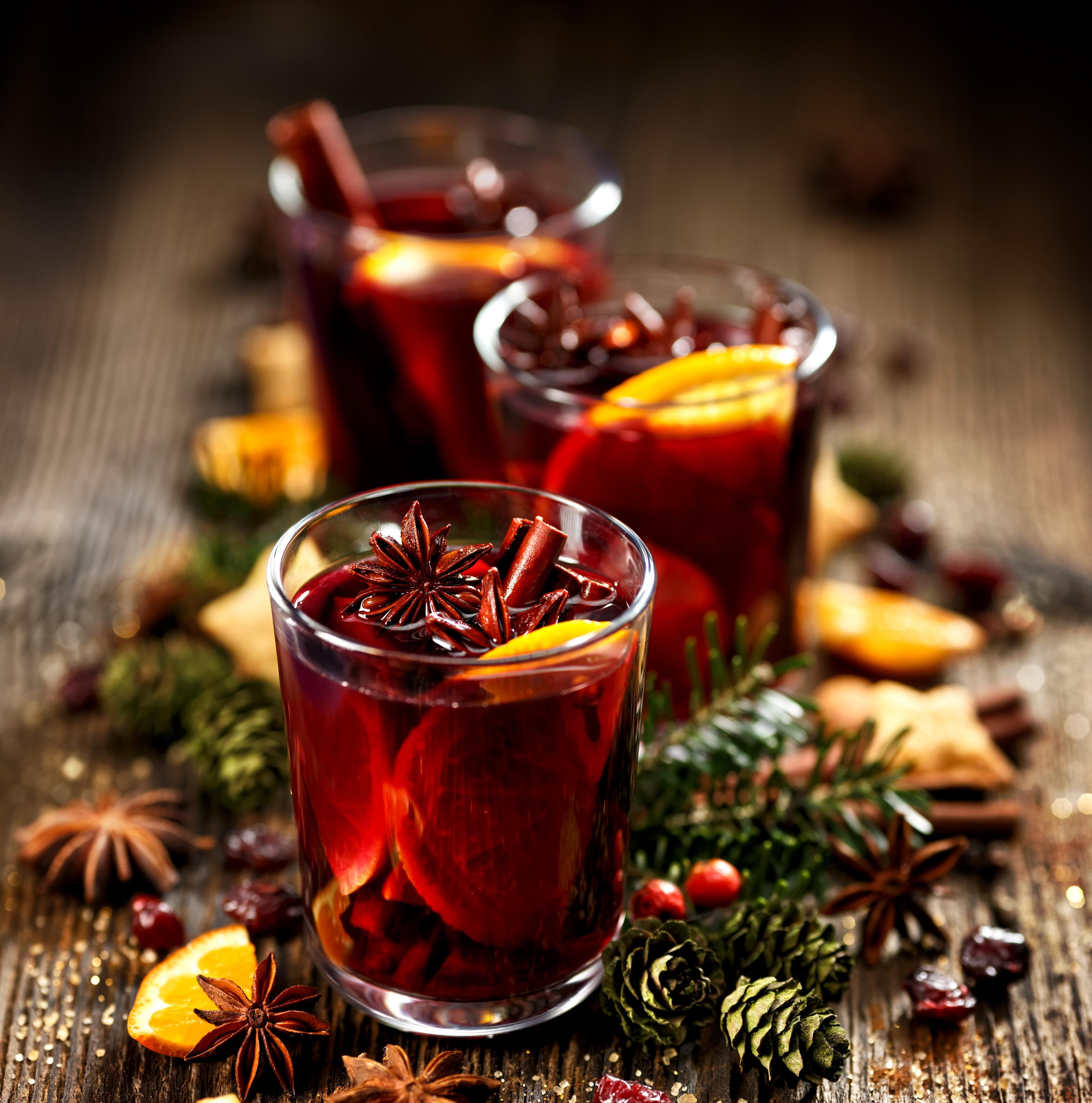 Christmas Mulled Wine  Crockpot Mulled Wine Tasty Bites