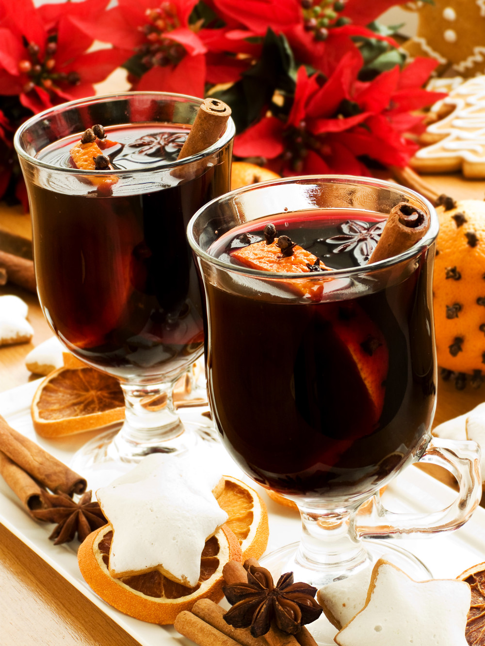 Christmas Mulled Wine  Holiday Cocktails by Cooking Channel Stars Alie Ward