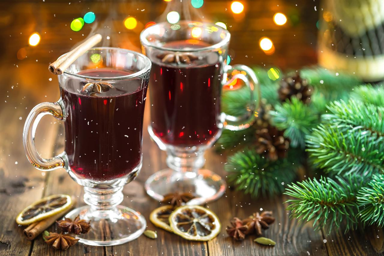 Christmas Mulled Wine  Is this what Christmas markets are all about Holiday HYPE