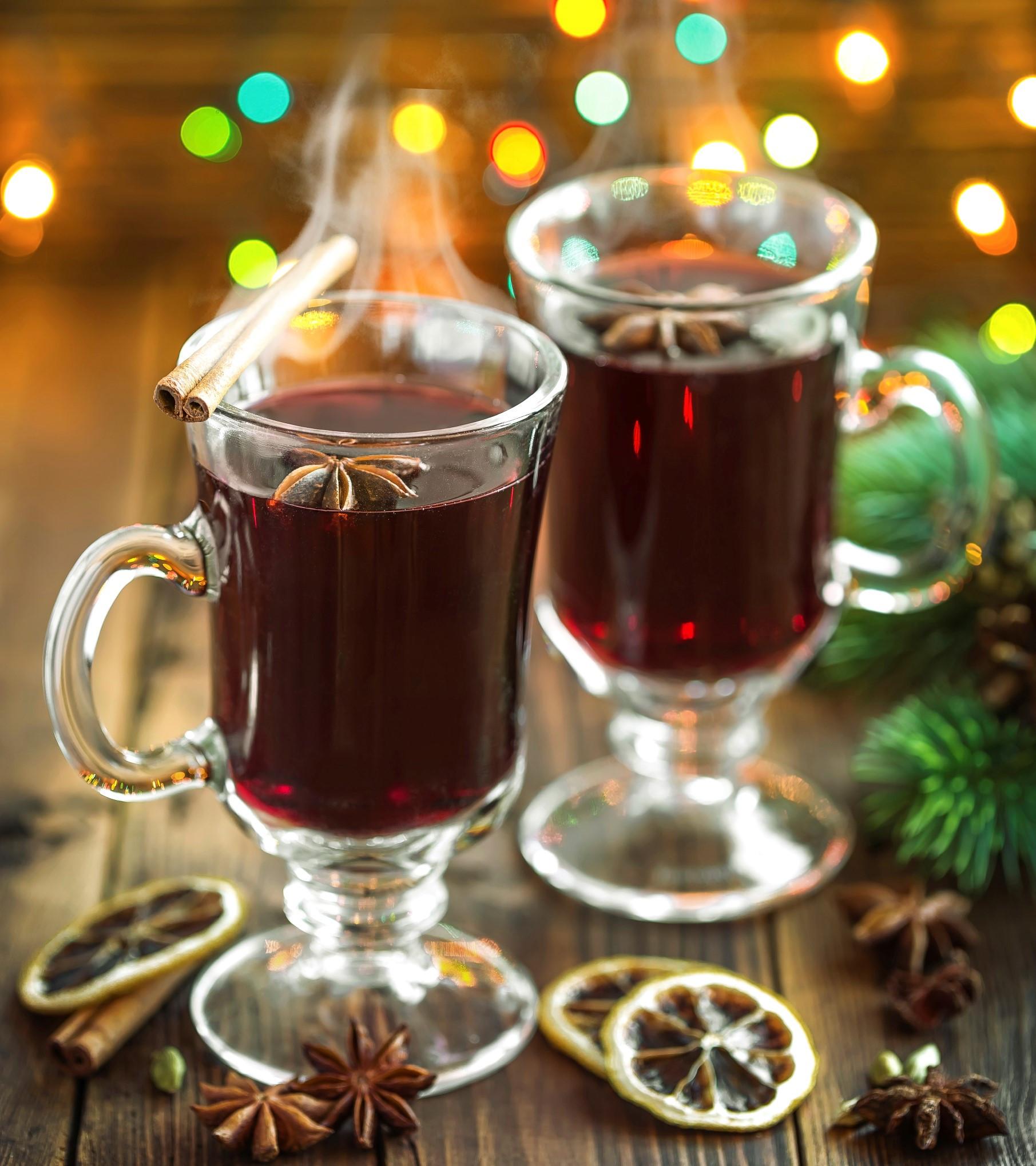 Christmas Mulled Wine  Drink n' Vape Holiday Pairing Part 1 Mt Baker Vapor