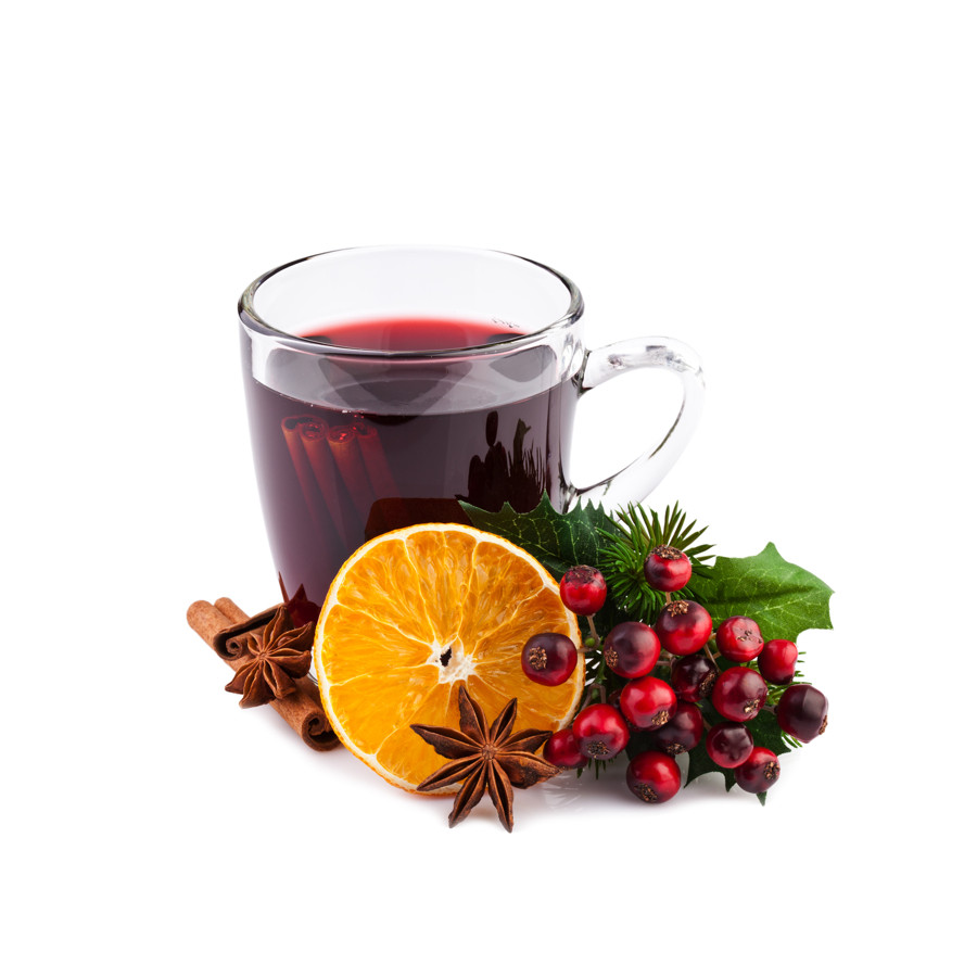 Christmas Mulled Wine  Maurice Amon