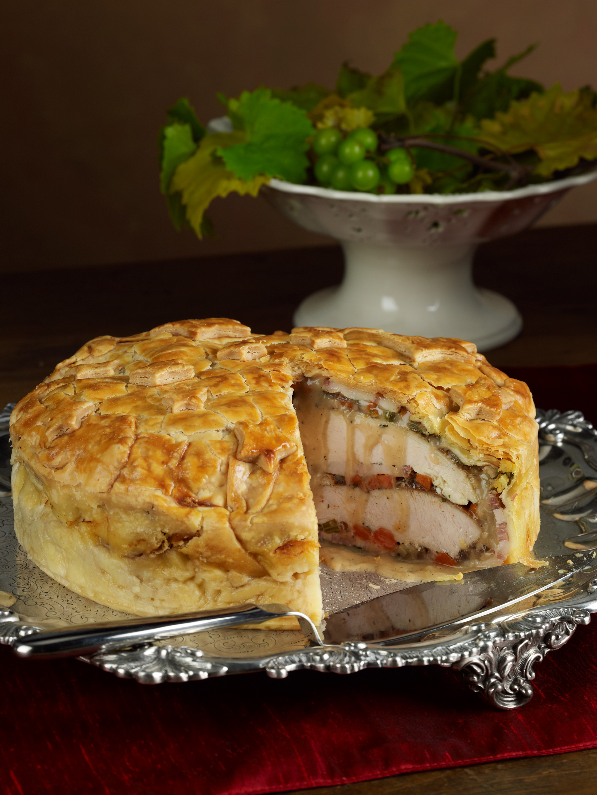 Christmas Pie Recipes  Yorkshire Christmas Pie · George Washington s Mount Vernon