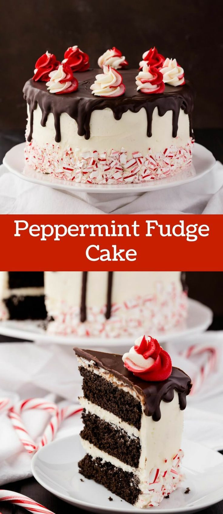 Christmas Pies And Cakes  1000 ideas about Christmas Cakes on Pinterest