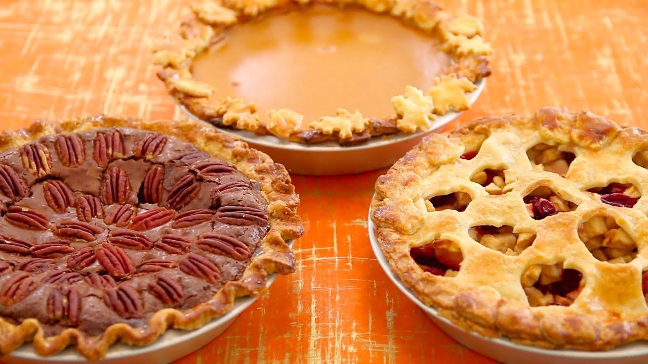 Christmas Pumpkin Pie  3 Homemade Pies Pumpkin Apple Pecan Fudge Gemma s