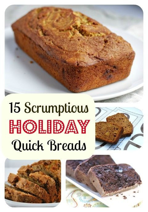 Christmas Quick Bread Recipe  15 of the Very Best Holiday Quick Bread Recipes