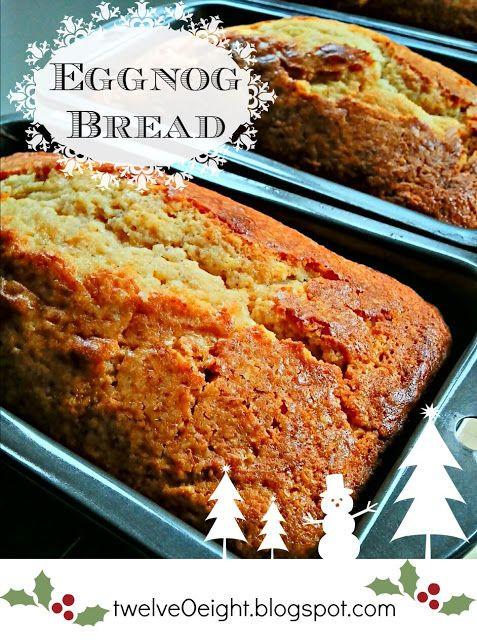 Christmas Quick Bread Recipe  Pinterest • The world's catalog of ideas