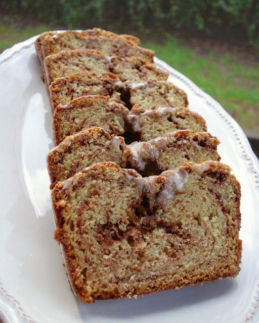 Christmas Quick Bread Recipes  Cinnamon Swirl Quick Bread
