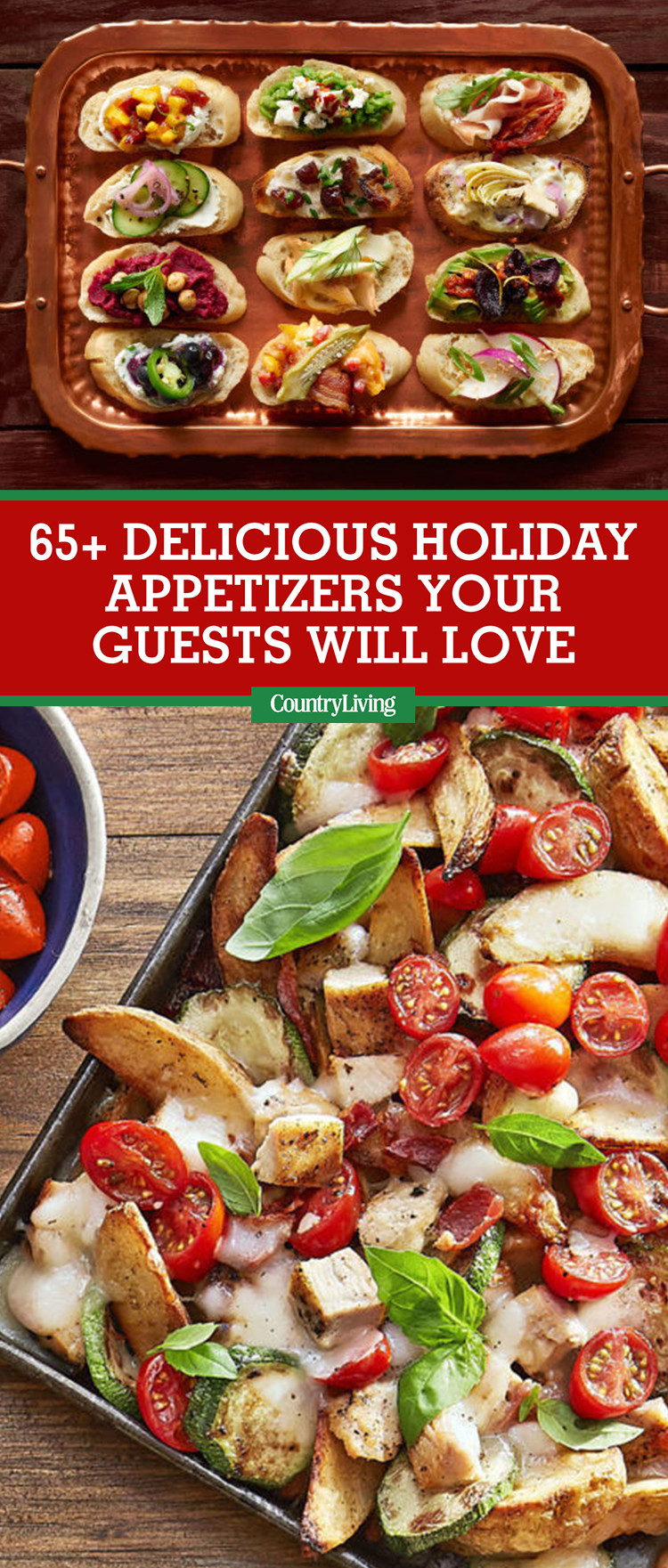 Christmas Recipes Appetizers  60 Easy Thanksgiving and Christmas Appetizer Recipes