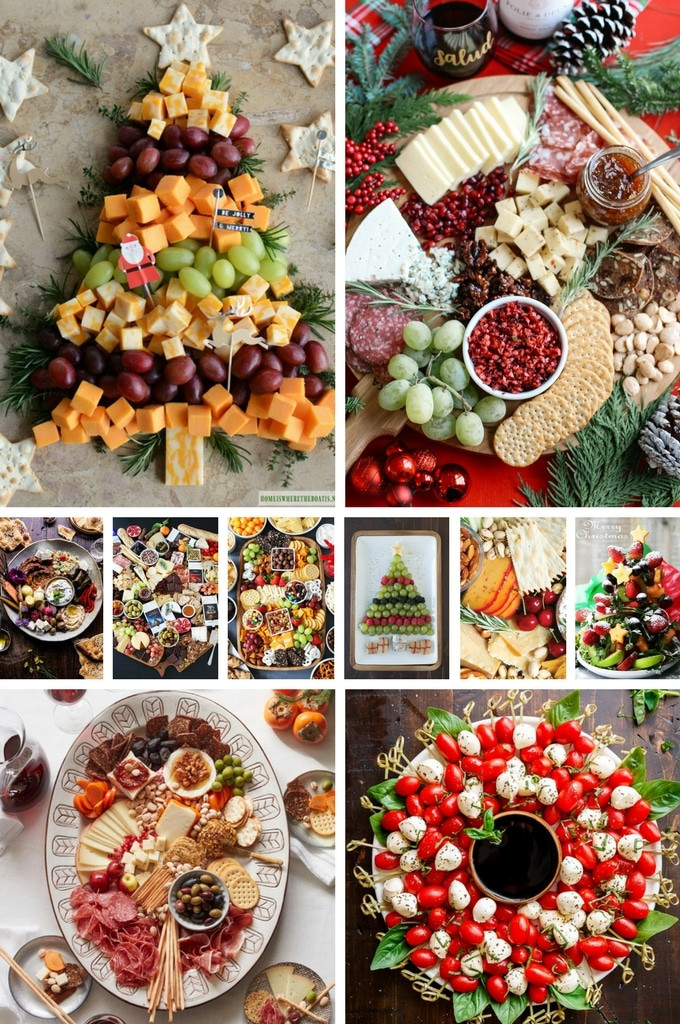 Christmas Recipes Appetizers  60 Christmas Appetizer Recipes Dinner at the Zoo