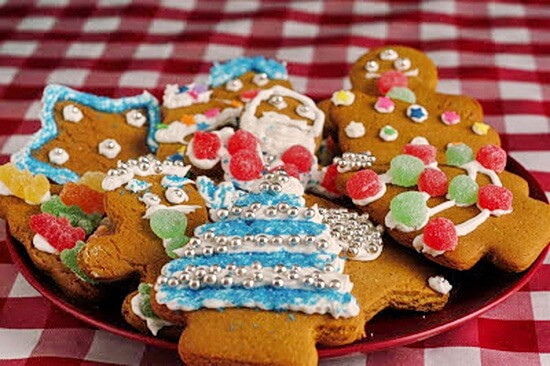 Christmas Rock Cookies  Christmas Gingerbread Cookies and How to Decorate Them