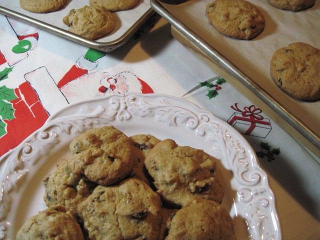 Christmas Rock Cookies  1930 s Vintage Rocks Cookies Like Grandma Used To Make