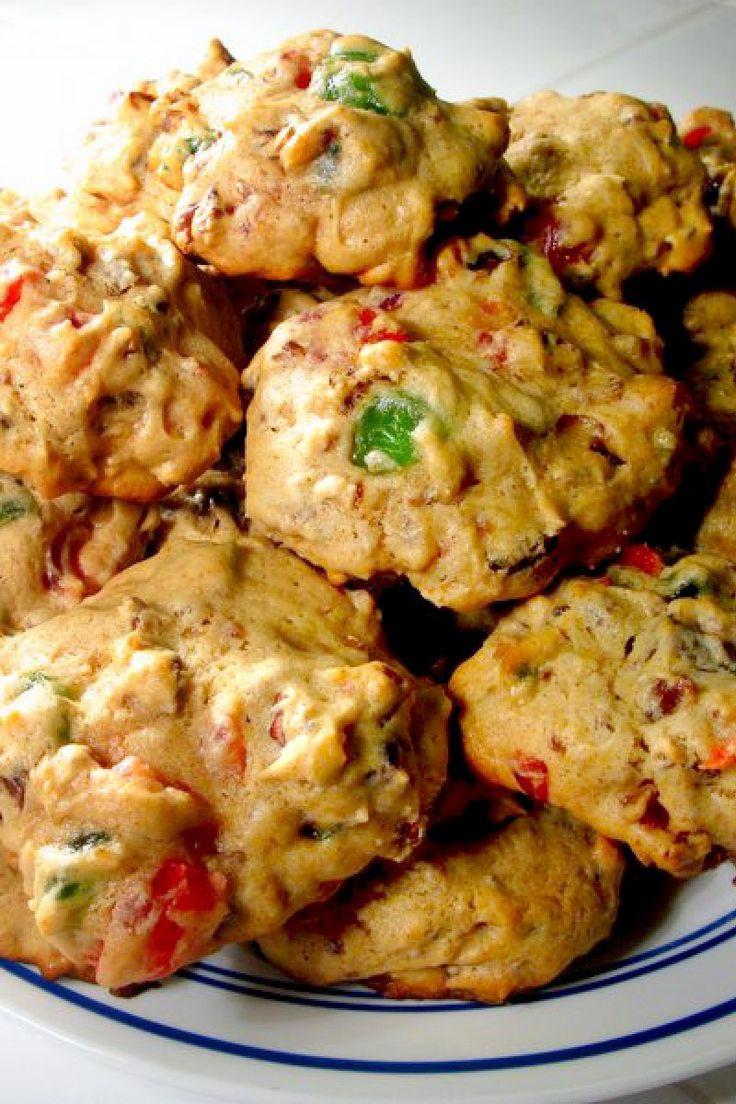 Christmas Rock Cookies  russian rock cookies recipe