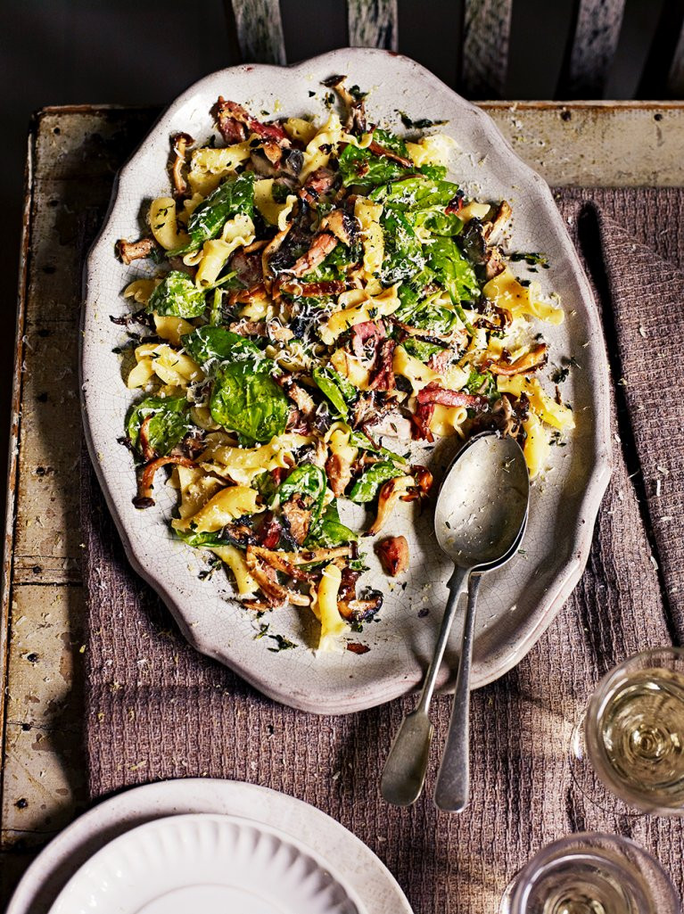 Christmas Salads Recipes Jamie Oliver  Winter Pasta Salad Pasta Recipes