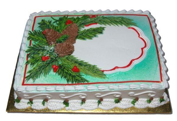 Christmas Sheet Cake Ideas  17 Best images about Christmas on Pinterest