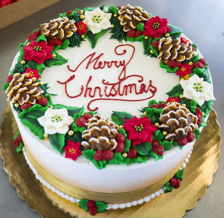Christmas Sheet Cake Ideas  24 best Christmas and Holiday Cakes images on Pinterest